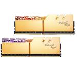 芝奇皇家戟 32GB(2×16GB)DDR4 3200(F4-3200C16D-32GTRG) 内存/芝奇