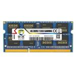 协德4GB DDR3 1333(笔记本)