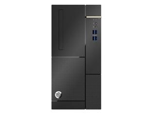 同方超越 E500 2020(i5 10400/8GB/256GB+1TB/集显)