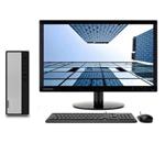 联想天逸510S(i3 10100/8GB/512GB/集显/21.5LCD) 台式机/联想