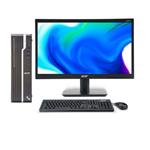 宏碁商祺SQX4270 666C(i5 10400/8GB/512GB/GT730/19.5LCD) 台式机/宏碁