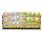 宇瞻黑豹RGB 16GB DDR4 3200(彩灯套装) 内存/宇瞻