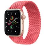 苹果Apple Watch SE 44mm(GPS+蜂窝网络/铝金属表壳/编织单圈表带) 智能手表/苹果