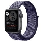 苹果Apple Watch Nike Series 6 44mm(GPS+蜂窝网络/铝金属表壳/Nike回环式运动表带) 智能手表/苹果