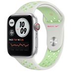 苹果Apple Watch Nike Series 6 40mm(GPS+蜂窝网络/铝金属表壳/Nike运动表带) 智能手表/苹果