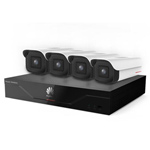 华为D2140-00-I-P(3.6mm)(4个摄像头+4T硬盘) 监控摄像设备/华为