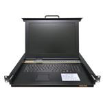 CRESUN(科瑞森) KVM-1704HYM KVM切换器/CRESUN(科瑞森)