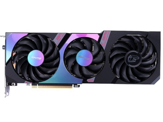 七彩虹iGame GeForce RTX 3070 Ultra图片