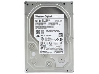 西部数据新金盘 6TB SATA6Gb/s 256M(HUS726T6TALE6L4)图片