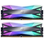 威刚XPG-龙耀D60G 16GB(2×8GB)DDR4 4133