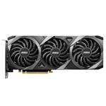 微星GeForce RTX 3060 VENTUS 3X 12G OC 显卡/微星