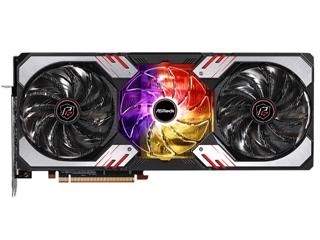 华擎Radeon RX 6800 XT Phantom Gaming D 16G OC图片
