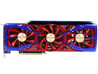 耕升GeForce RTX 3060 Ti 星极蓝爵图片