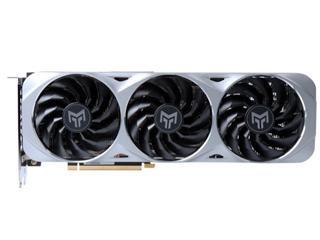 影驰GeForce RTX 3060Ti金属大师图片