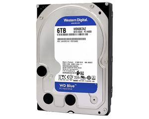 西部数据蓝盘 6TB SATA3.0 256M(WD60EZAZ)图片