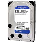 西部数据蓝盘 6TB SATA3.0 256M(WD60EZAZ) 硬盘/西部数据