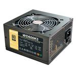 航嘉WD600K全模组 电源/航嘉