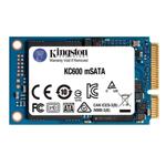 金士顿KC600 mSATA(1TB) 固态硬盘/金士顿