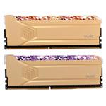 紫光国芯琉璃黄金斩 16GB(2×8GB)DDR4 3600 内存/紫光国芯