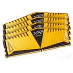 威刚XPG-Z1威龙 64GB(4×16GB)DDR4 3200 内存/威刚