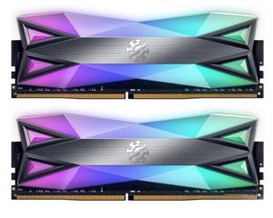 威刚XPG 龙耀D60G DDR4 32GB(2×16GB)3200图片