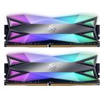 威刚XPG 龙耀D60G DDR4 32GB(2×16GB)3200