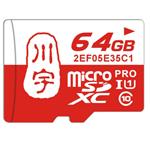 川宇Micro SDHC存��卡(64GB) �W存卡/川宇