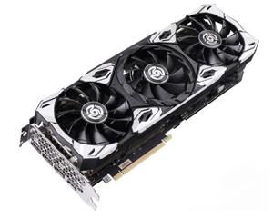 索泰GeForce RTX 3060Ti 8GD6 天启 GOC图片