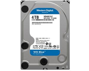 西部数据蓝盘 4TB 5400转 256MB SATA3(WD40EZAZ)图片