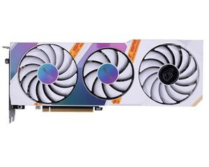 七彩虹iGame GeForce RTX 3060 Ti Ultra W OC LHR图片