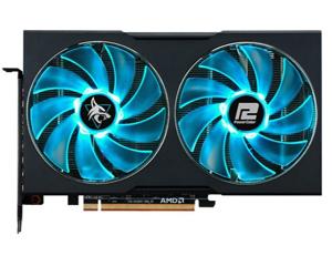 撼讯Hellhound AMD Radeon RX 6600XT 8GB GDDR6图片
