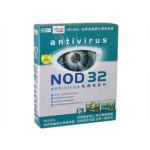 NOD32 防病毒�件 �窗多用�舭� (10用�舭�)使用年限1年 安防�⒍�/NOD32