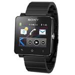 索尼SmartWatch SW2金属色 商务版 智能手表/索尼