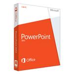 微软PowerPoint 2013简体中文-非商业版(电子下载版) 办公软件/微软