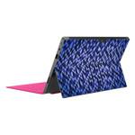 Mornnet Surface Pro 3后盖贴纸(蓝菱世界) 平板电脑配件/Mornnet