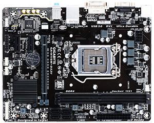 技嘉GA-H110M-DS2V(rev.1.0)图片