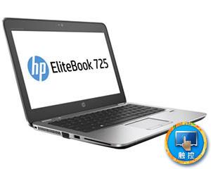 惠普EliteBook 725 G3(A8-8600B/4GB/128GB+500GB)