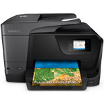 惠普OfficeJet Pro 8710 页宽打印机/惠普