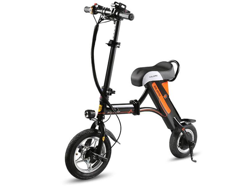 索罗门K1(30km标准版) 智能单车/索罗门