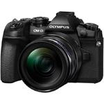 奥林巴斯E-M1 II套机(12-40mm PRO) 数码相机/奥林巴斯