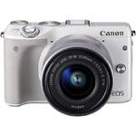 佳能EOS M3套机(15-45mm IS STM) 数码相机/佳能