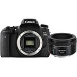佳能760D套机(50mm STM) 数码相机/佳能