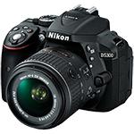 尼康D5300套机(18-55mm VR II) 数码相机/尼康