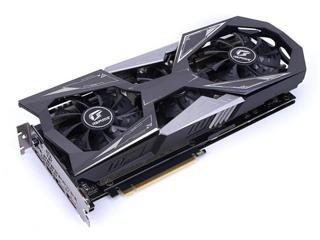 七彩虹iGame GeForce RTX 2060 Vulcan X OC V2图片