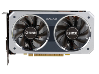 影驰GeForce GTX 1650 大将图片