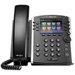 宝利通Polycom VVX 400 系列商务多媒体电话 专业级 网络电话/宝利通
