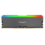 阿斯加特 洛极W2 8GB DDR4 3600RGB灯条