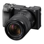 索尼A6400套机(18-135mm) 数码相机/索尼