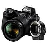 尼康Z6套机(24-70mm,32GXQD,卡口适配器 FTZ) 数码相机/尼康