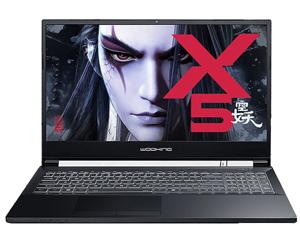 吾空X5空妖(R5 3600/16GB/512GB/RTX2070)